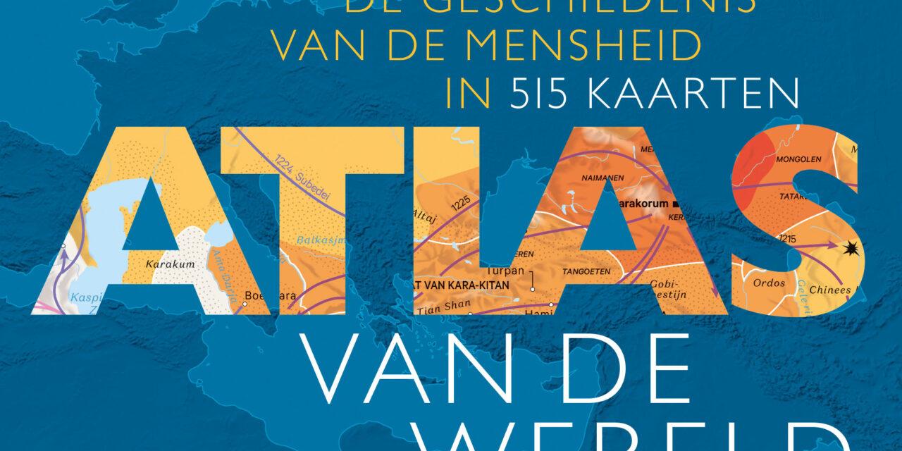 Atlas van de wereldgeschiedenis – Christian Grataloup
