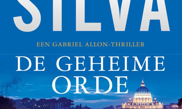 De geheime orde – Daniel Silva