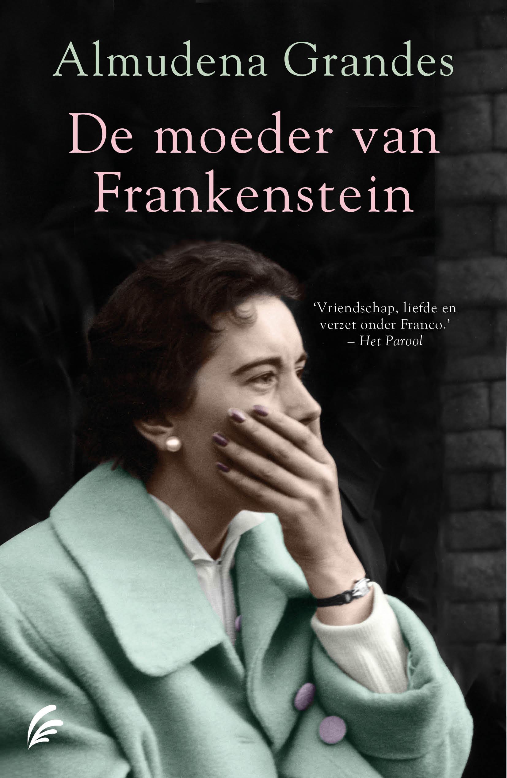 De moeder van Frankenstein - boekenflits