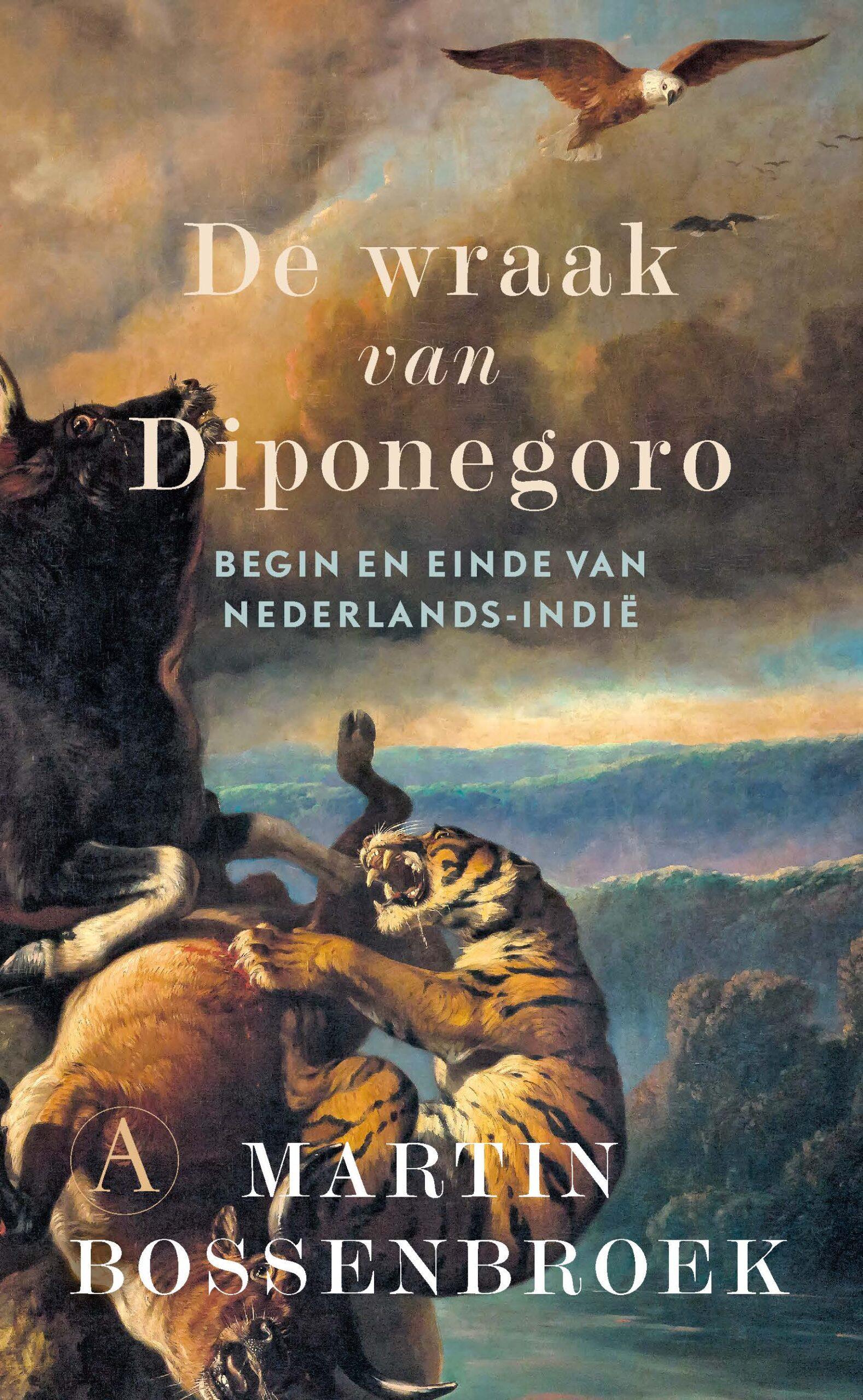 De wraak van Diponegoro - boekenflits