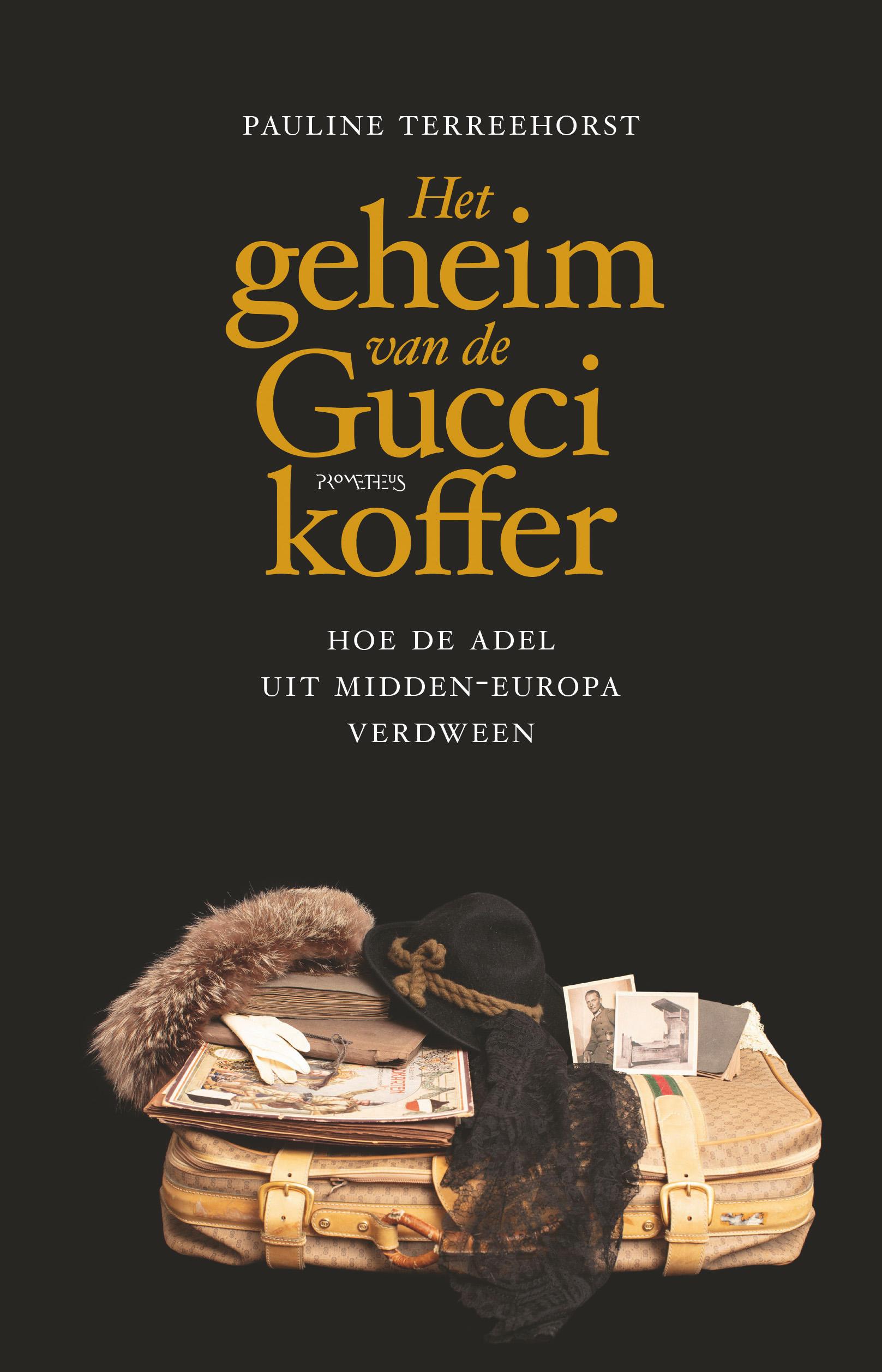 Het geheim van de Guccikoffer - boekenflits