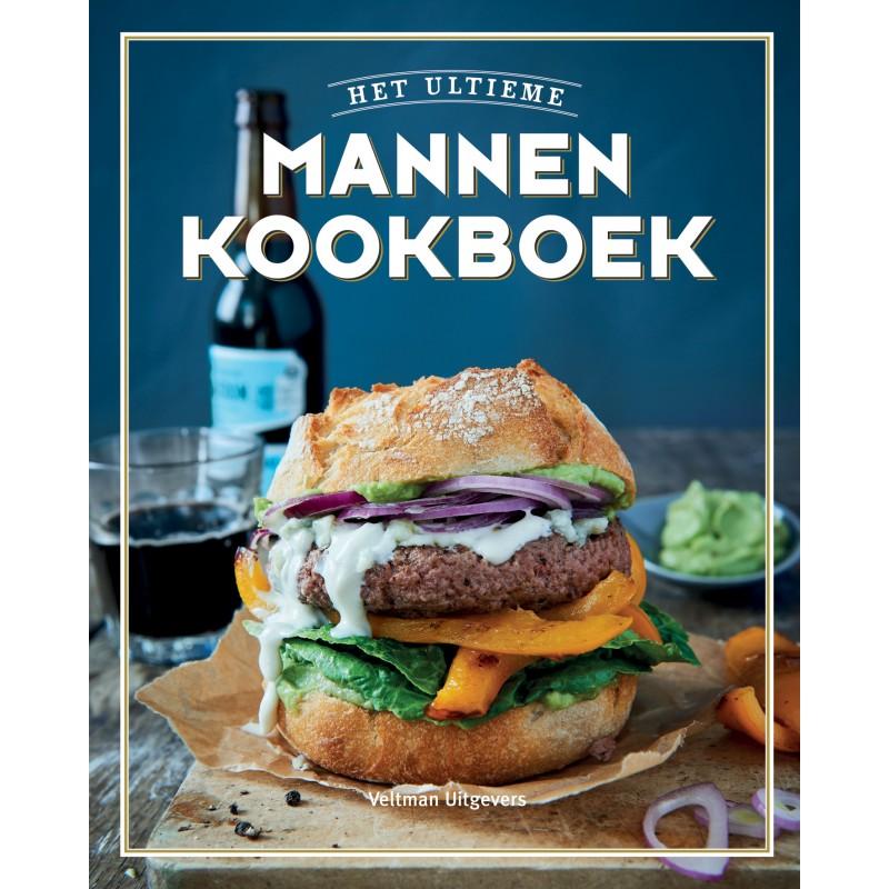 Het ultieme mannenkookboek - boekenflits