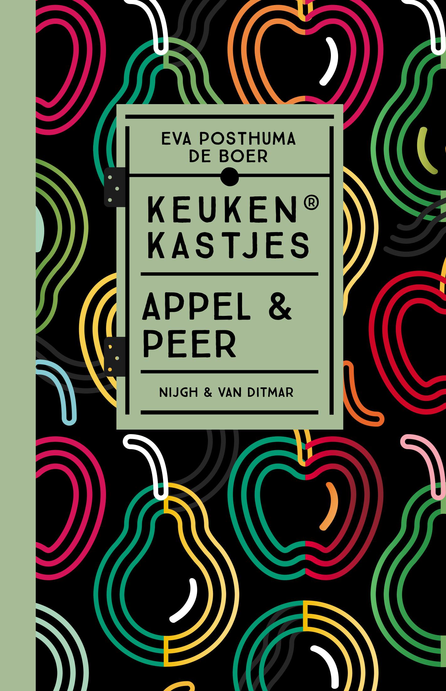 Keukenkastjes - Appel & Peer - boekenflits