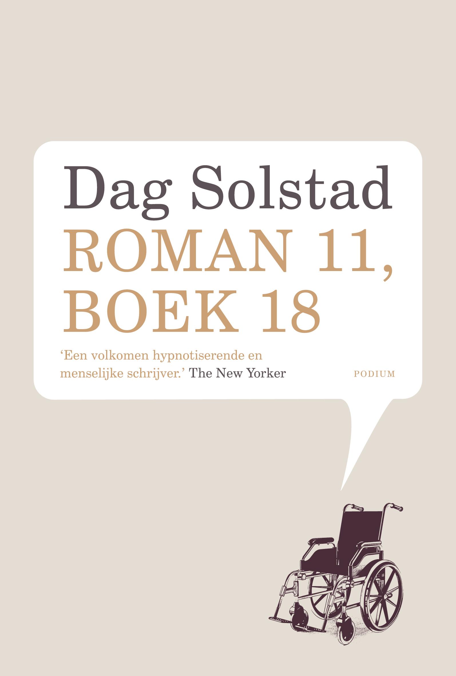 Roman 11, boek 18 - boekenflits