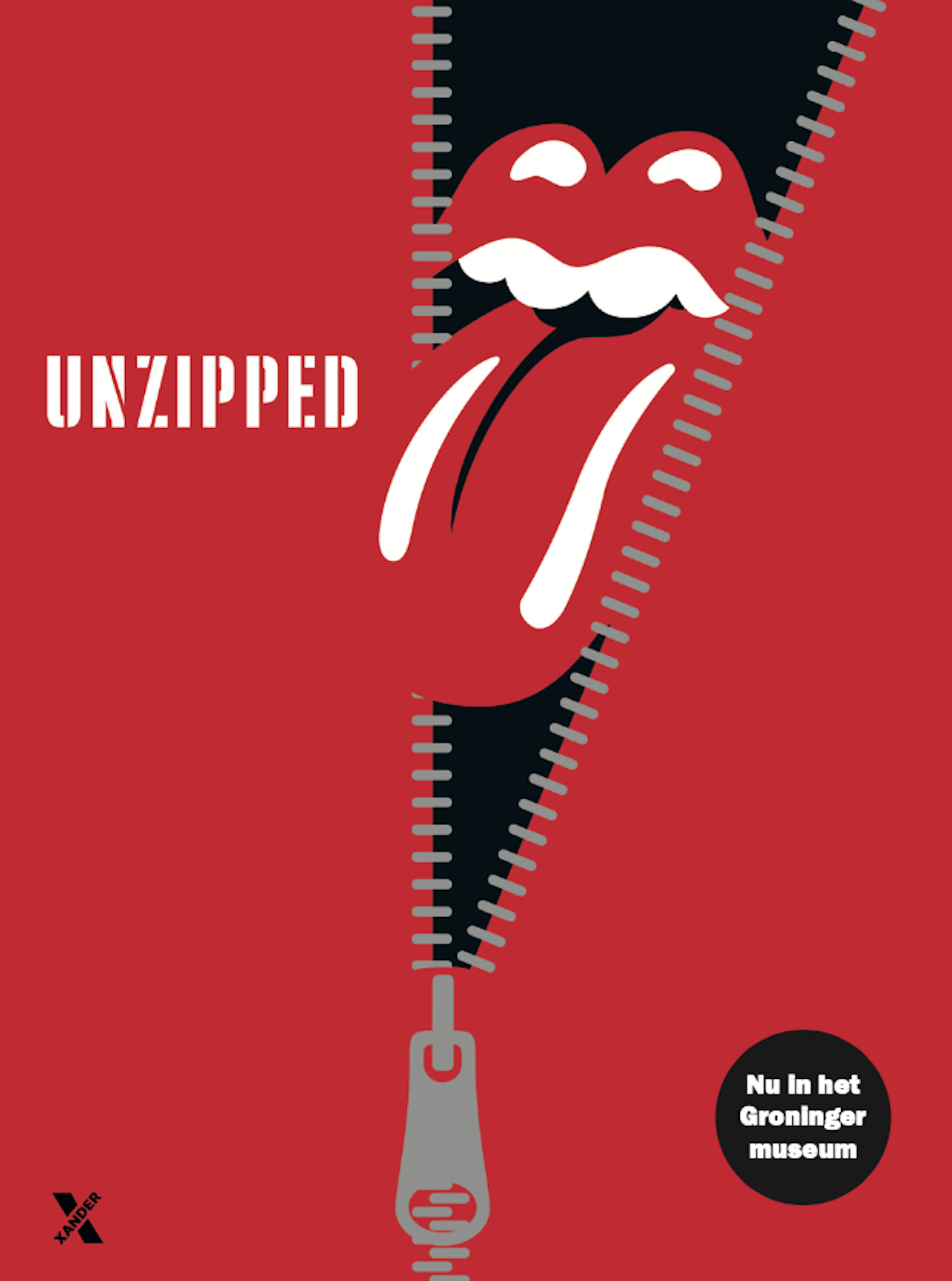 Unzipped - boekenflits