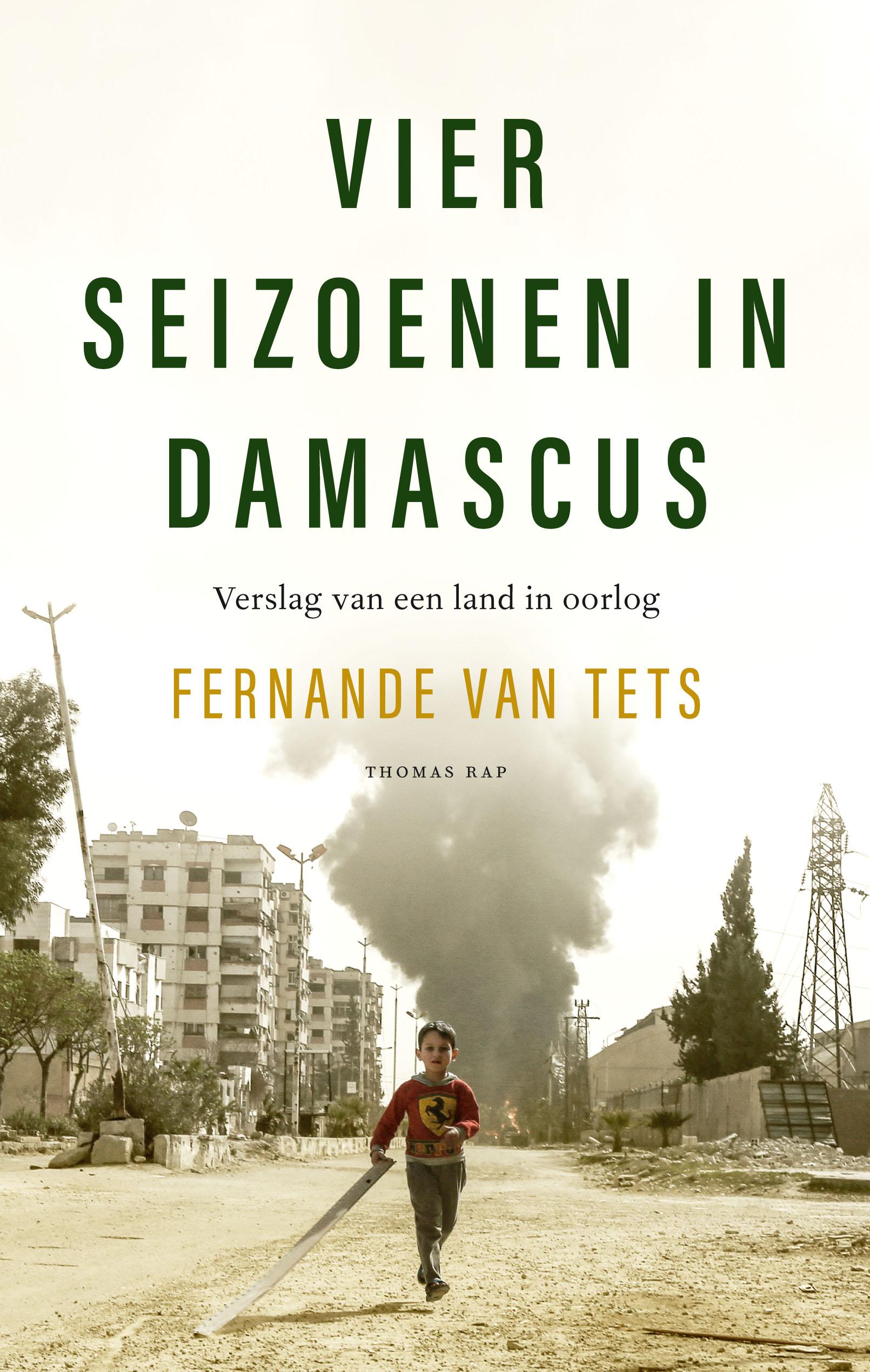 Vier seizoenen in Damascus - boekenflits