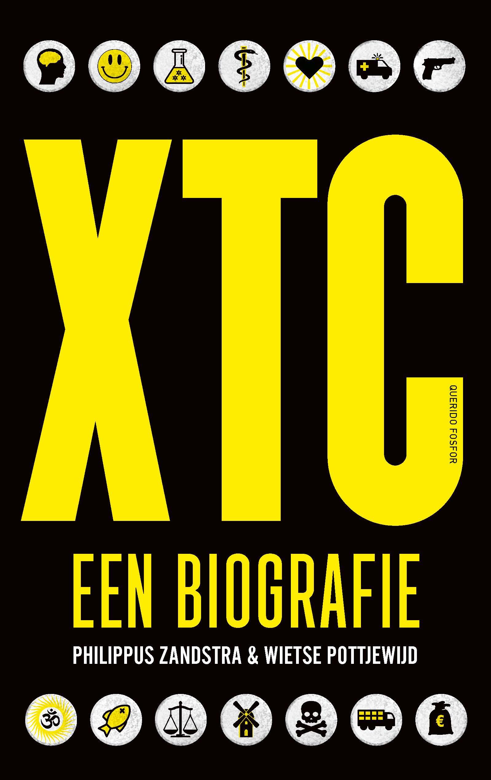 XTC - boekenflits