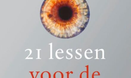 21 Lessen Voor De 21Ste Eeuw – Yuval Noah Harari