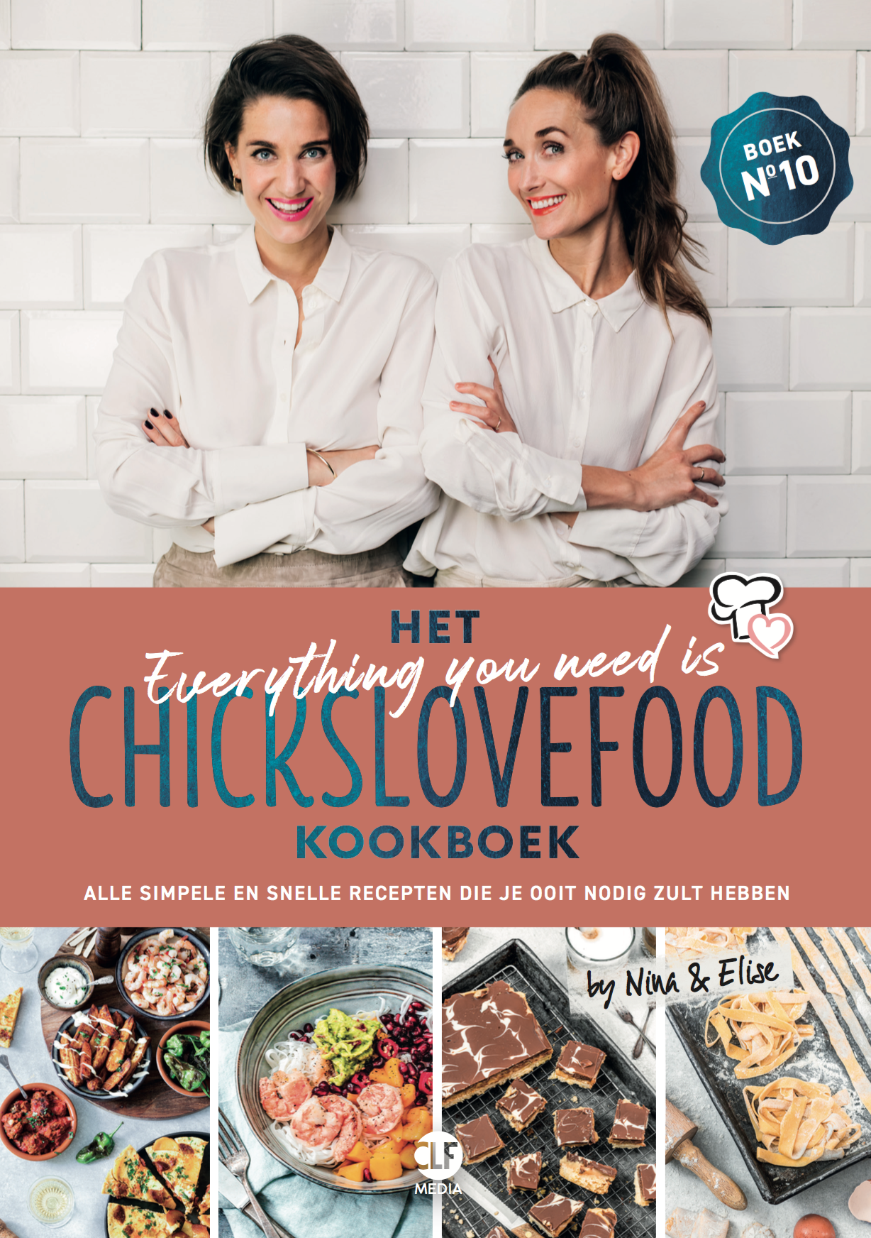 Everything You Need Is Chickslovefood - boekenflits