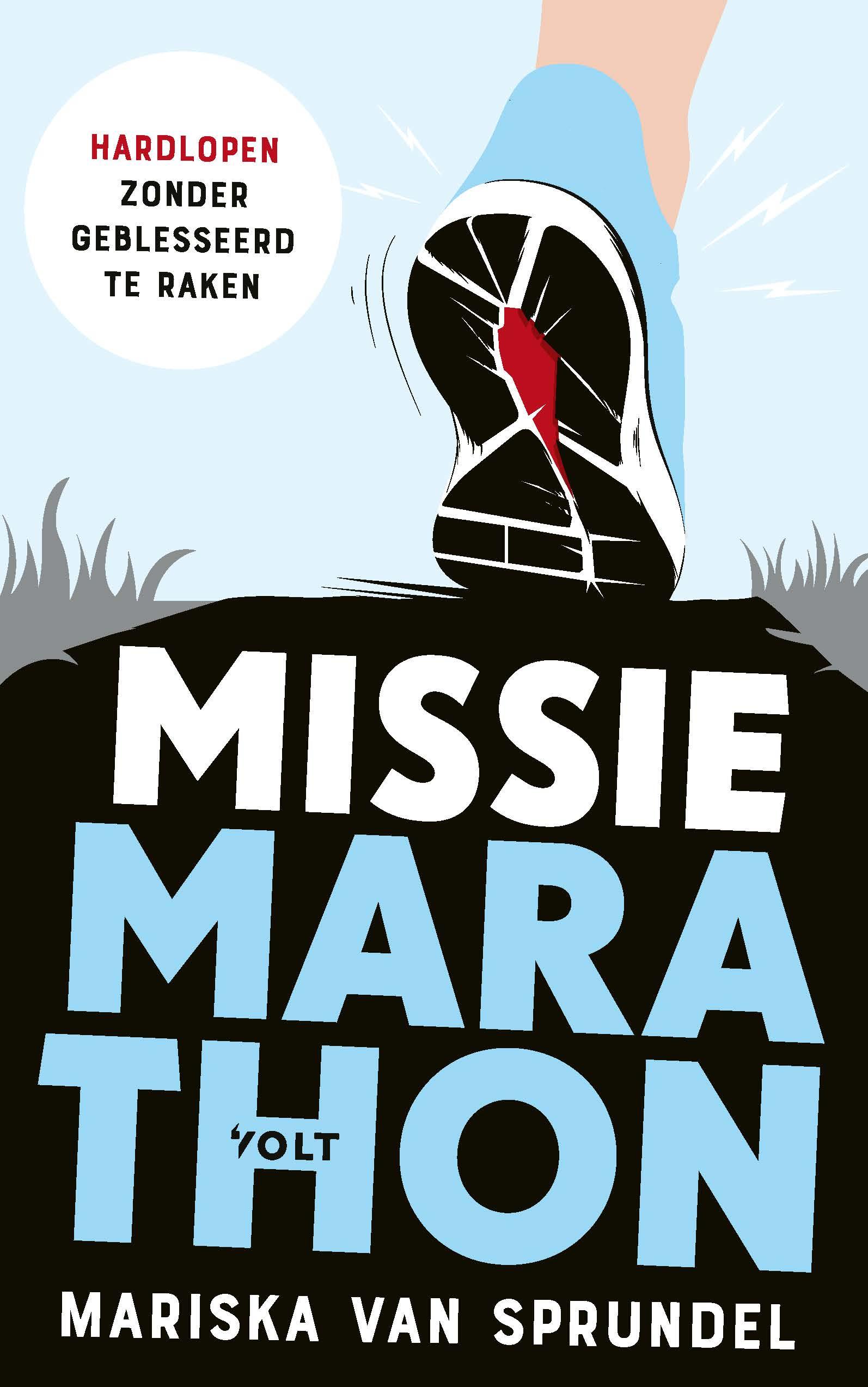 Missie marathon - boekenflits