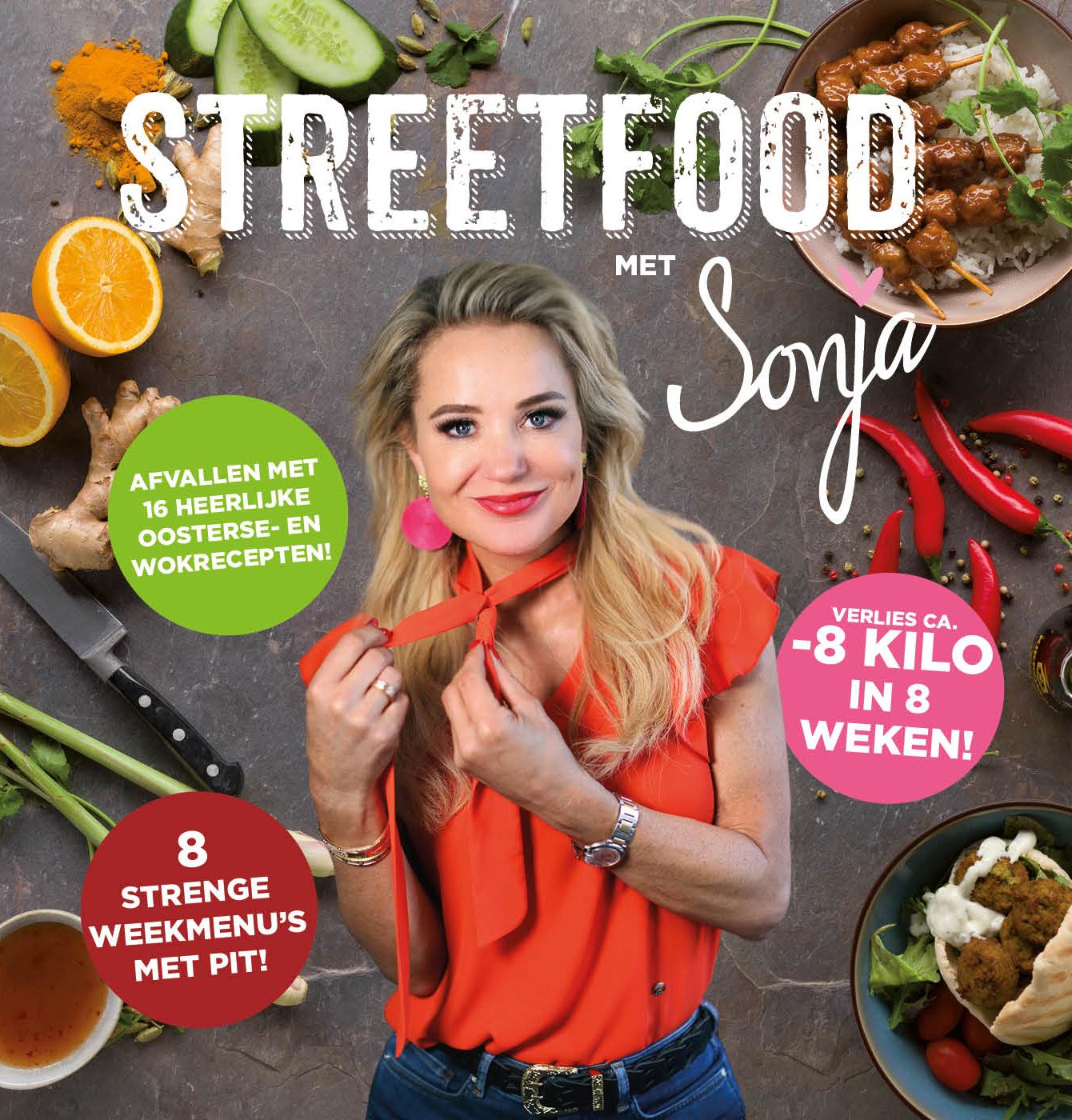 Streetfood met Sonja - boekenflits