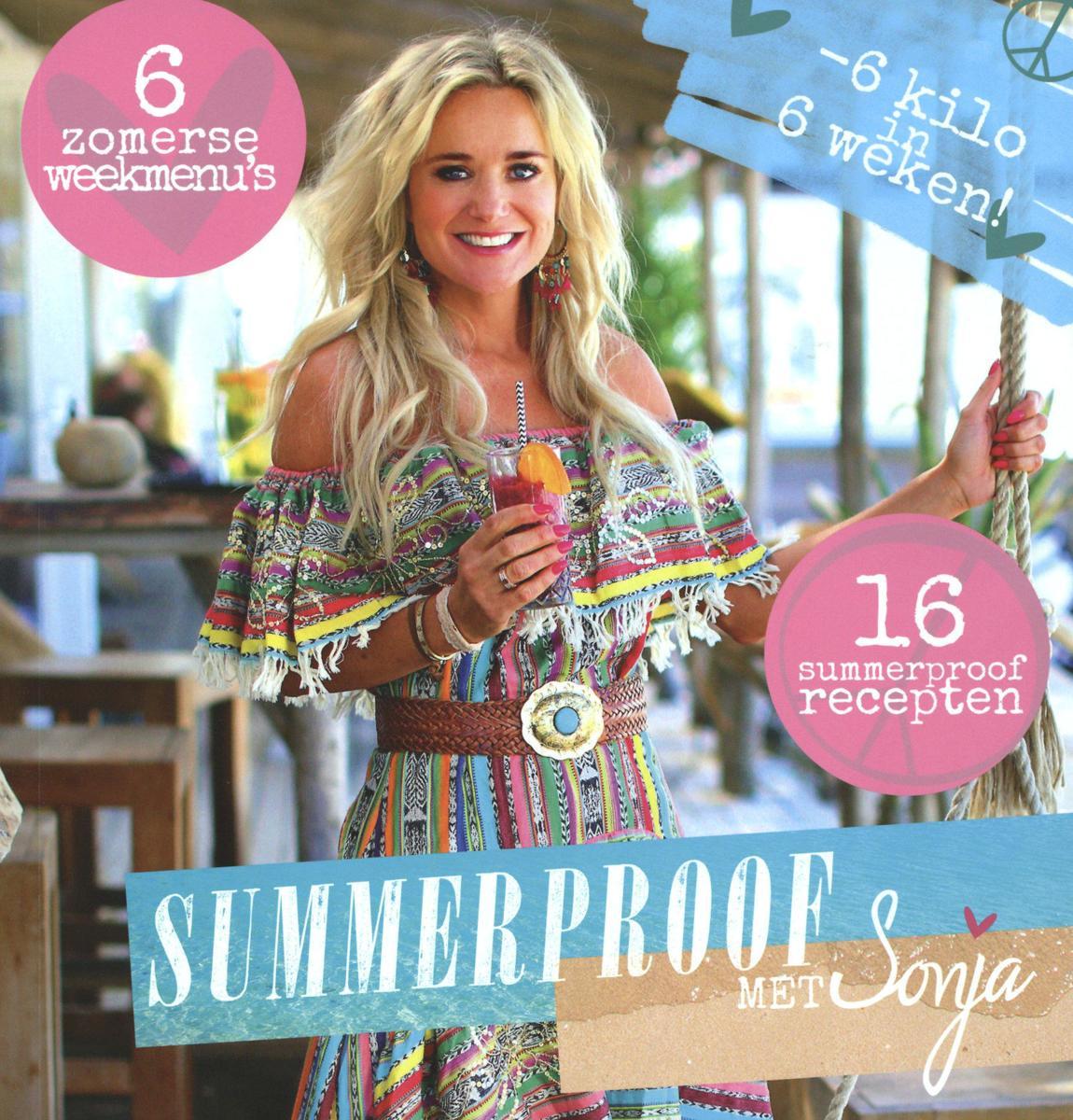 Summerproof met Sonja - boekenflits