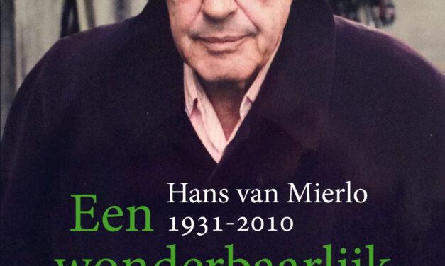 Een wonderbaarlijk politicus – Hubert Smeets