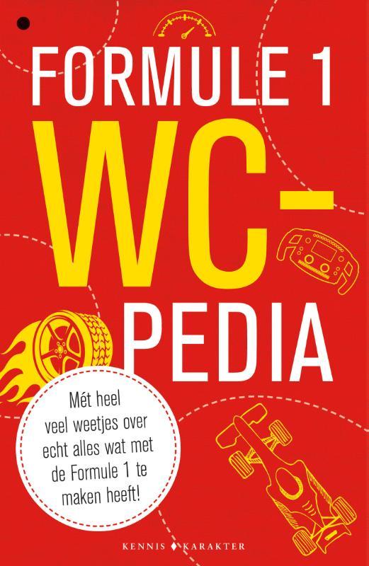 Formule 1 WC-pedia - boekenflits