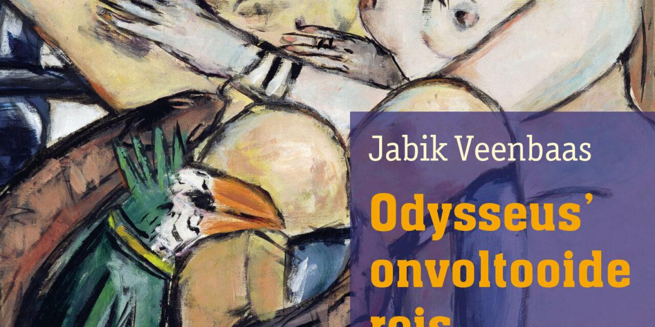 Odysseus' onvoltooide reis – Jabik Veenbaas