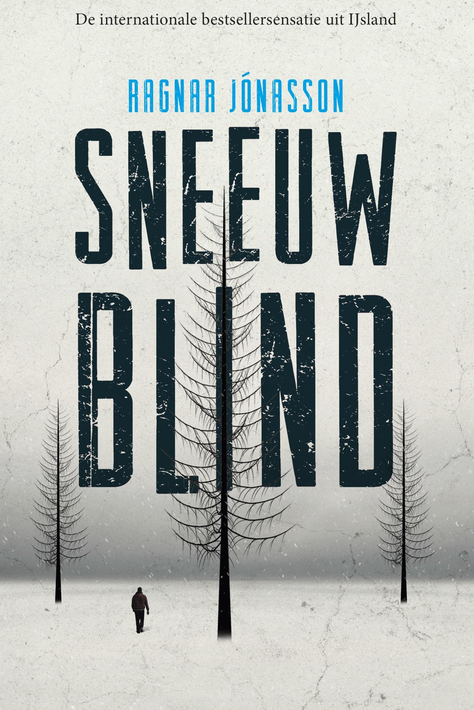 Sneeuwblind - boekenflits