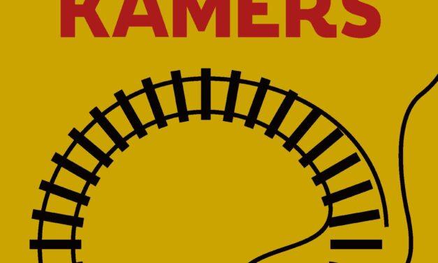 Treinen en Kamers – Annelies Verbeke