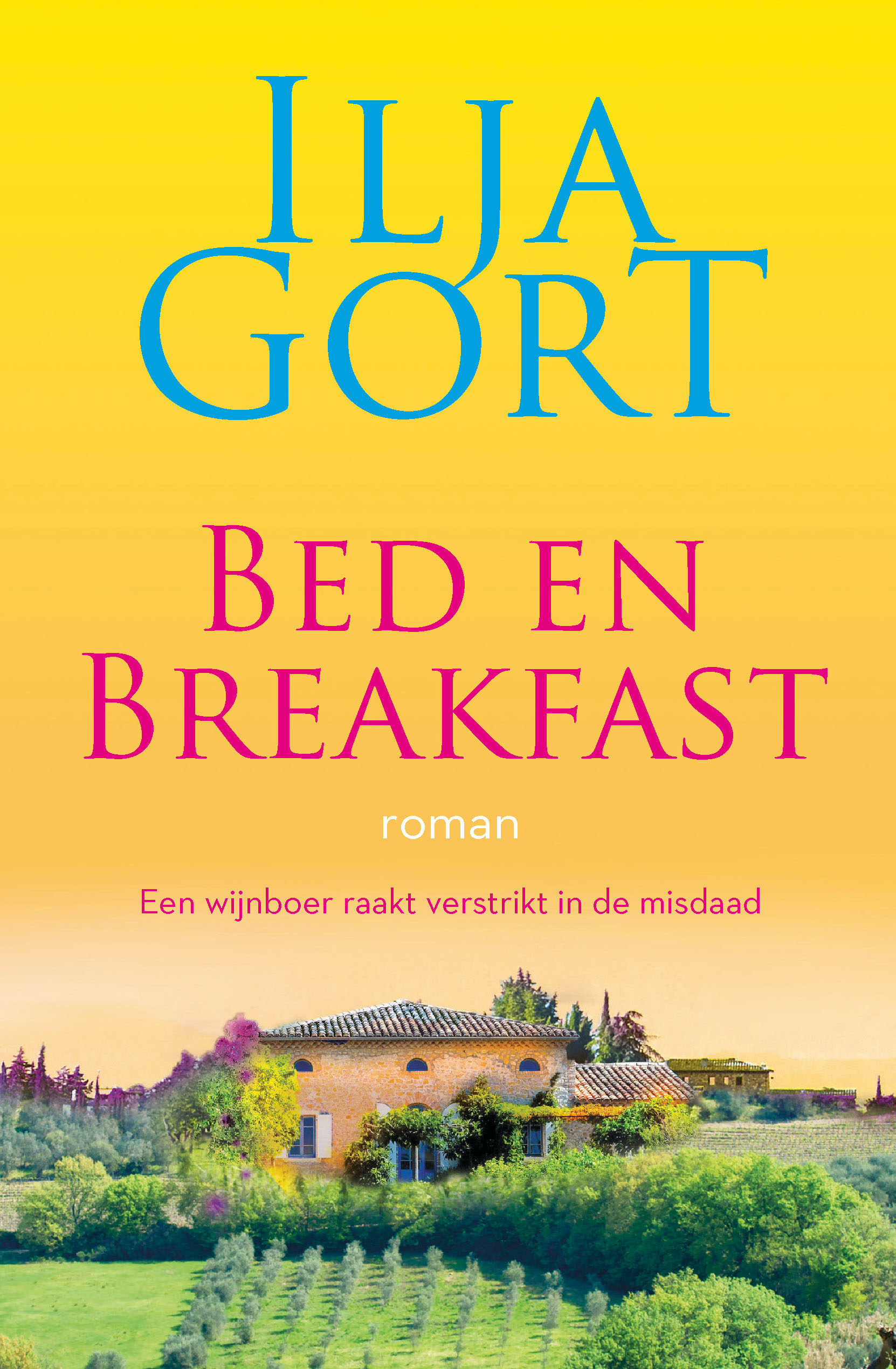 Bed en breakfast - boekenflits