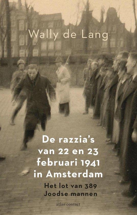 De razzia's van 22 en 23 februari 1941 in Amsterdam - boekenflits