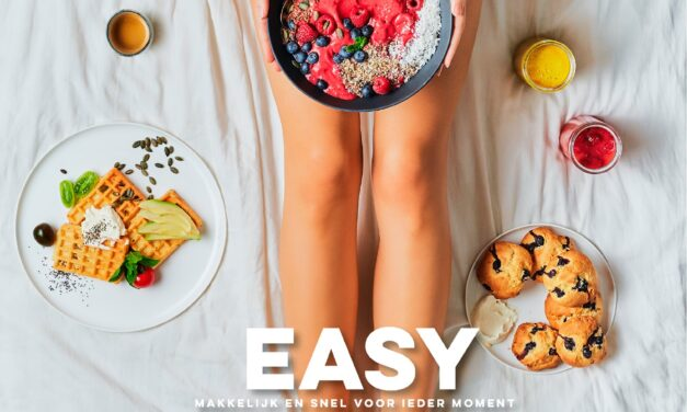 Easy Vegan All-day Breakfast – Sanne van Rooij & Living The Green Life