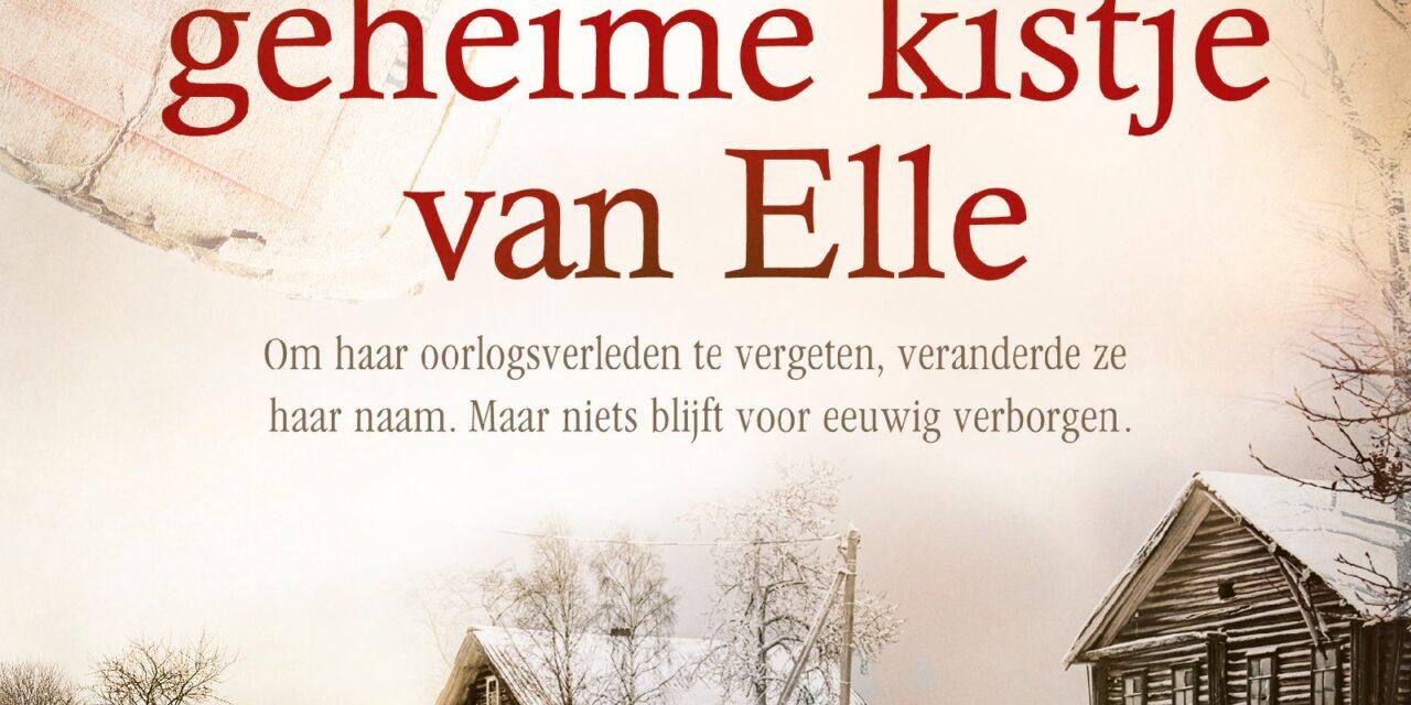 Het geheime kistje van Elle – Aline van Wijnen