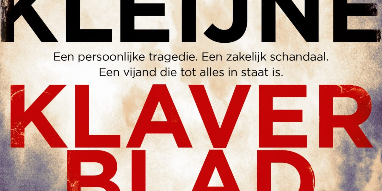 Klaverblad – Floris Kleijne