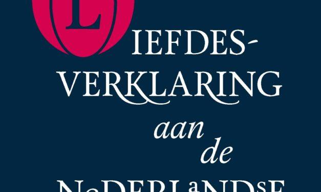 Liefdesverklaring aan de Nederlandse taal – Mira Feticu