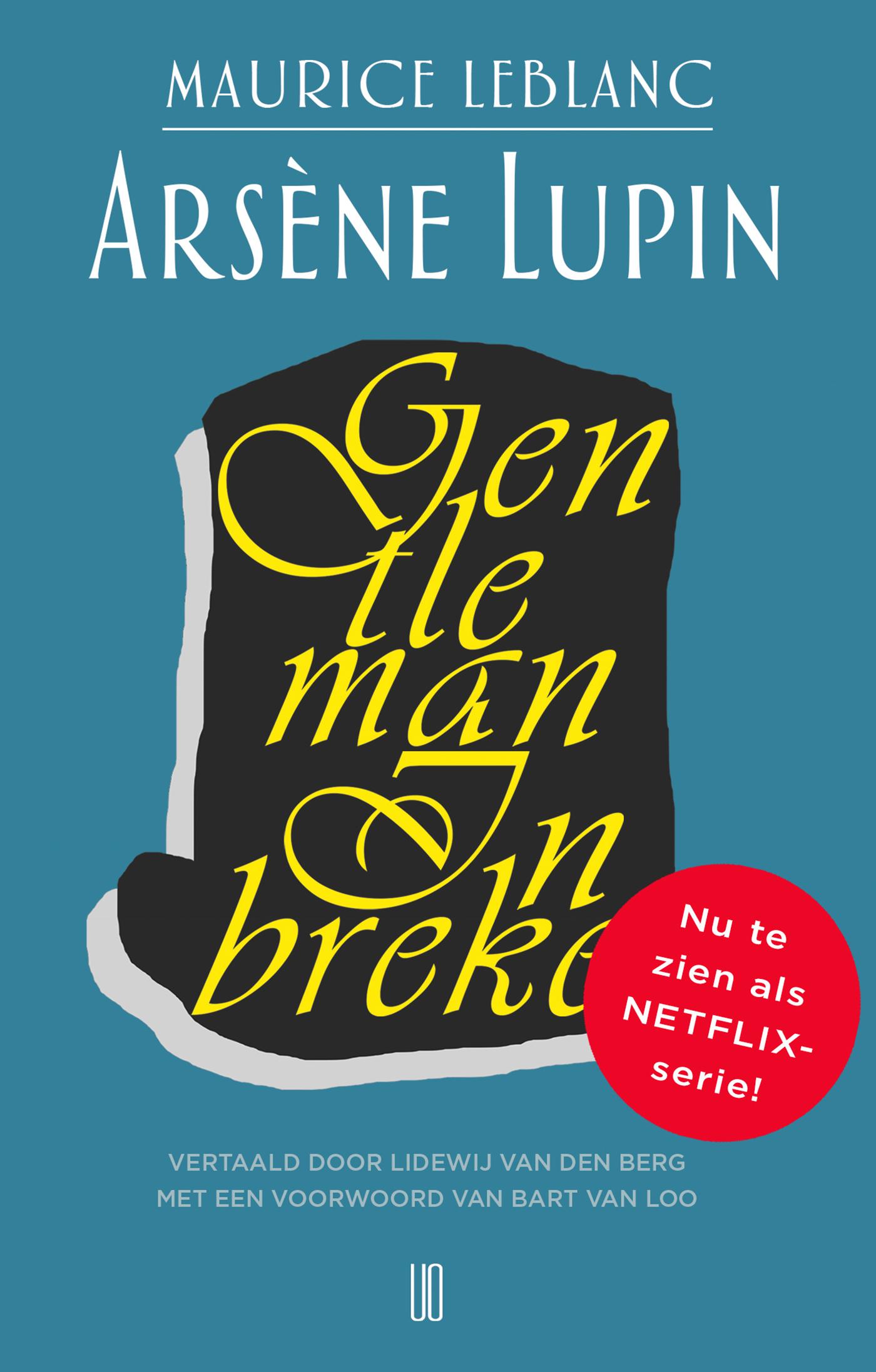 Lupin Gentleman inbreker - boekenflits
