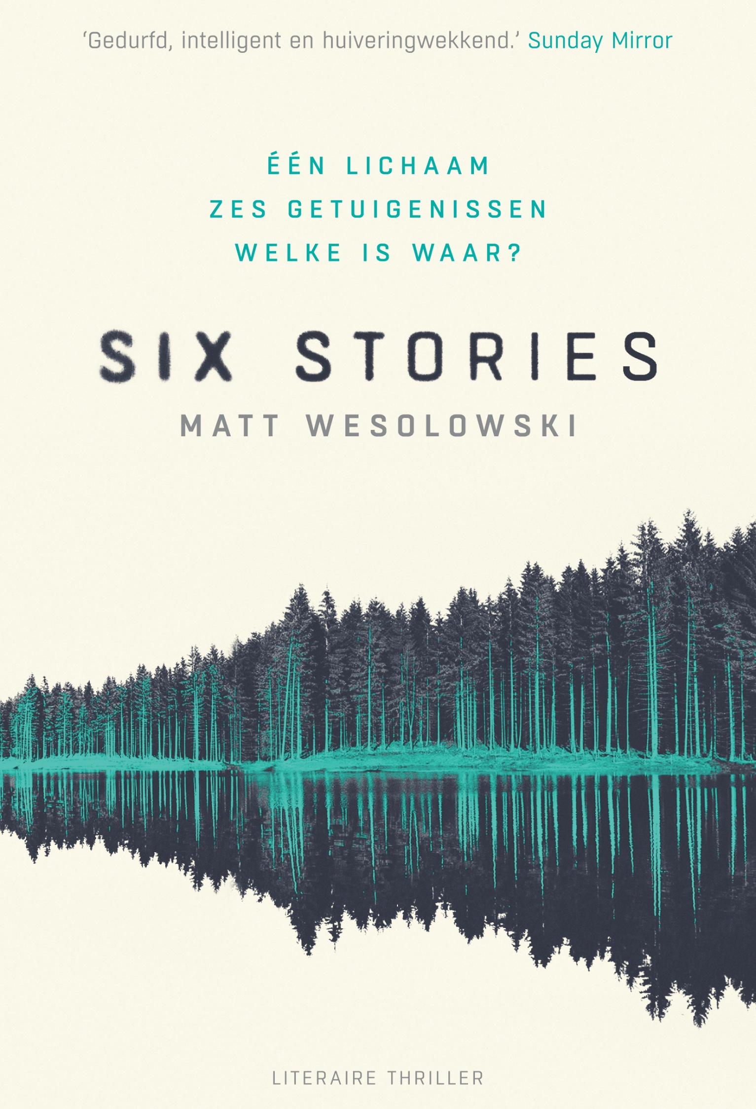 Six stories - boekenflits