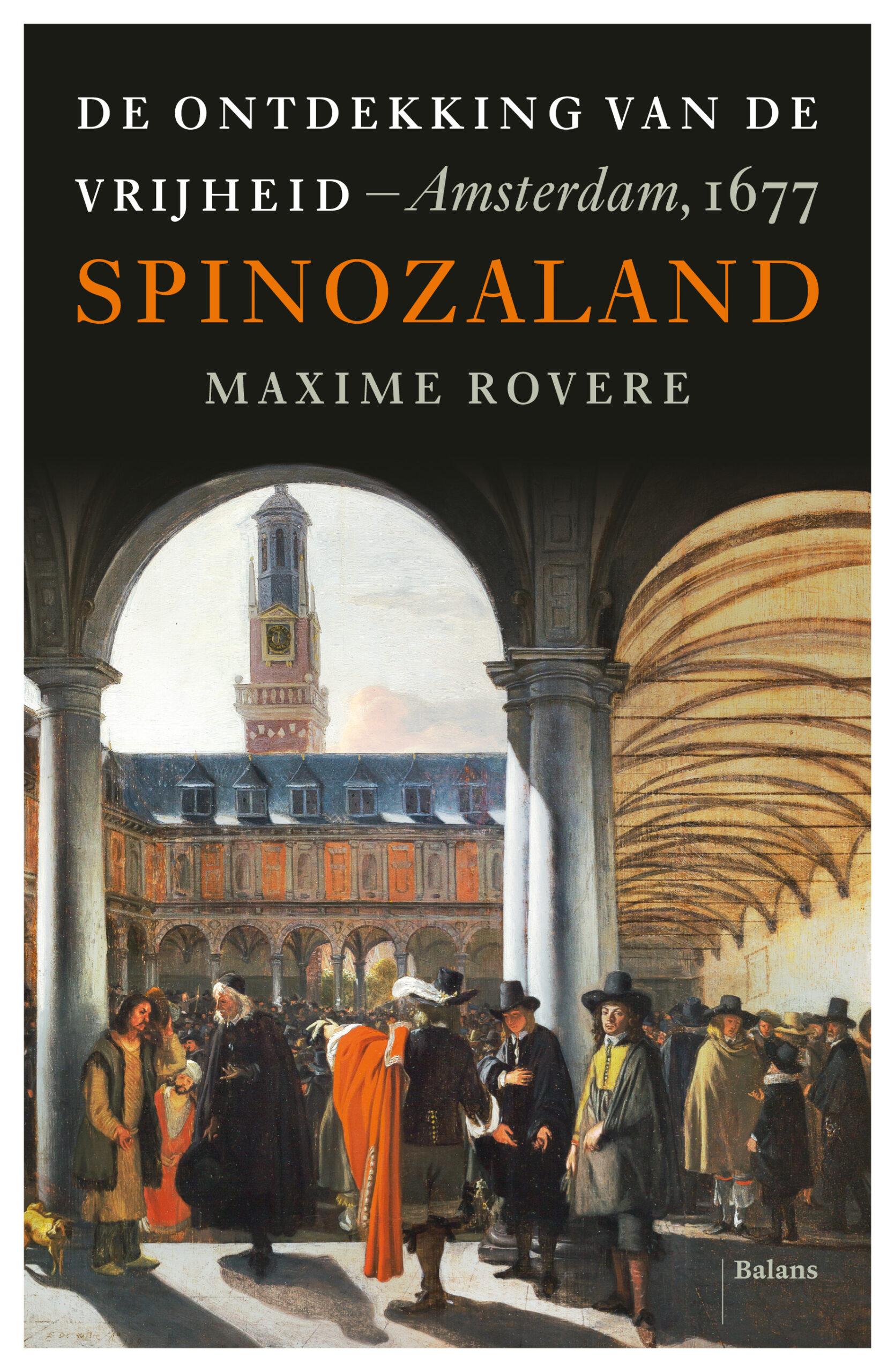 Spinozaland - boekenflits
