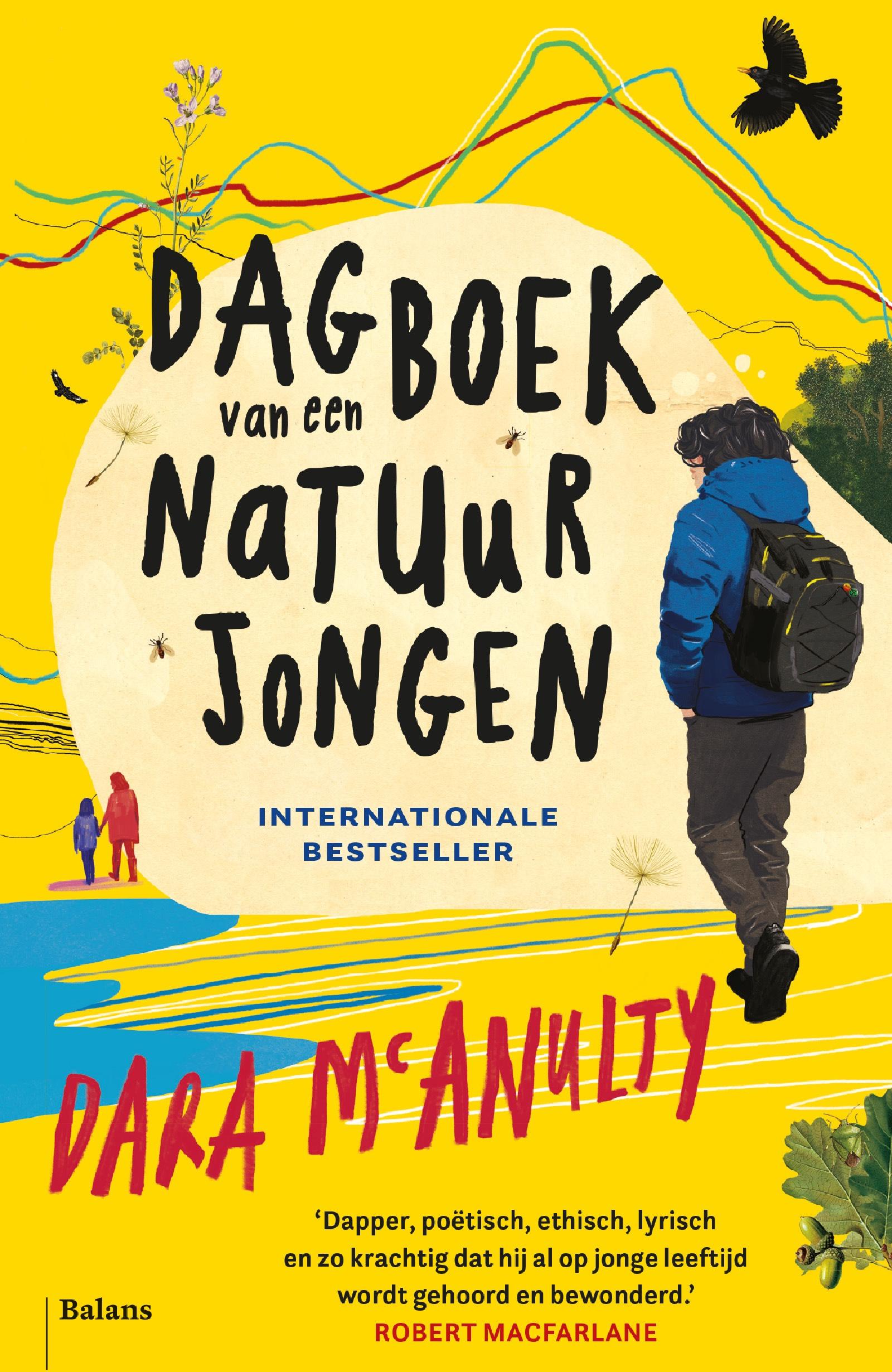 Dagboek van een natuurjongen - boekenflits