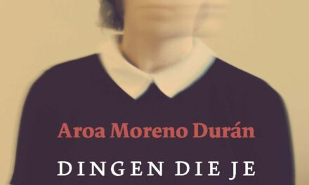Dingen die je meeneemt op reis – Aroa Moreno Durán
