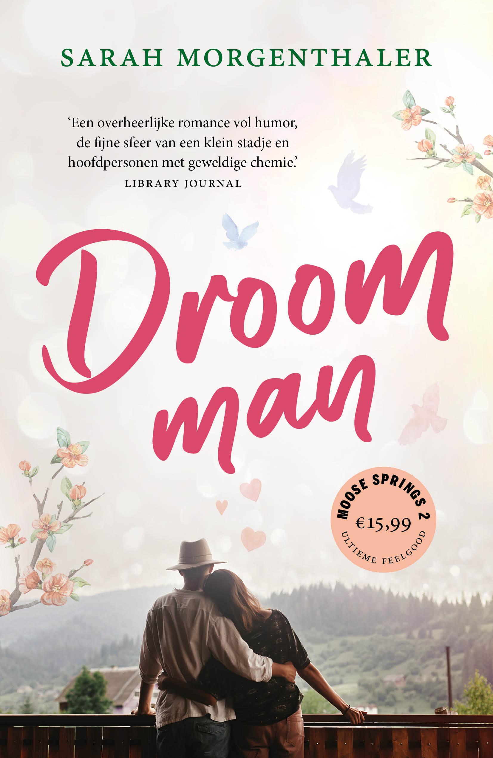 Droomman - boekenflits