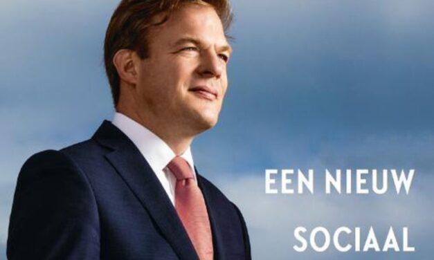 Een nieuw sociaal contract – Pieter Omtzigt