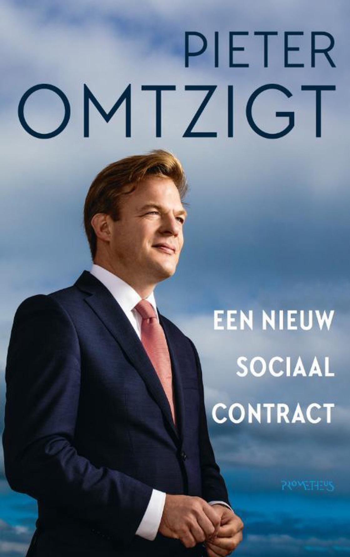Een nieuw sociaal contract - boekenflits