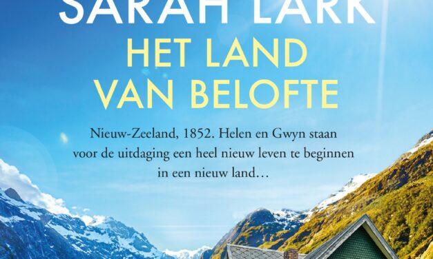 Het land van belofte – Sarah Lark