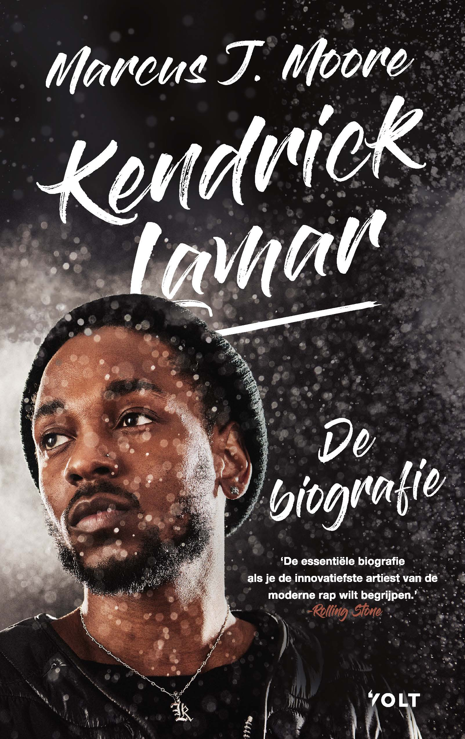 Kendrick Lamar - boekenflits