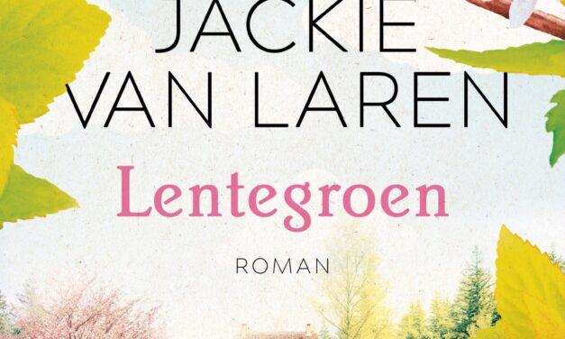 Lentegroen – Jackie van Laren