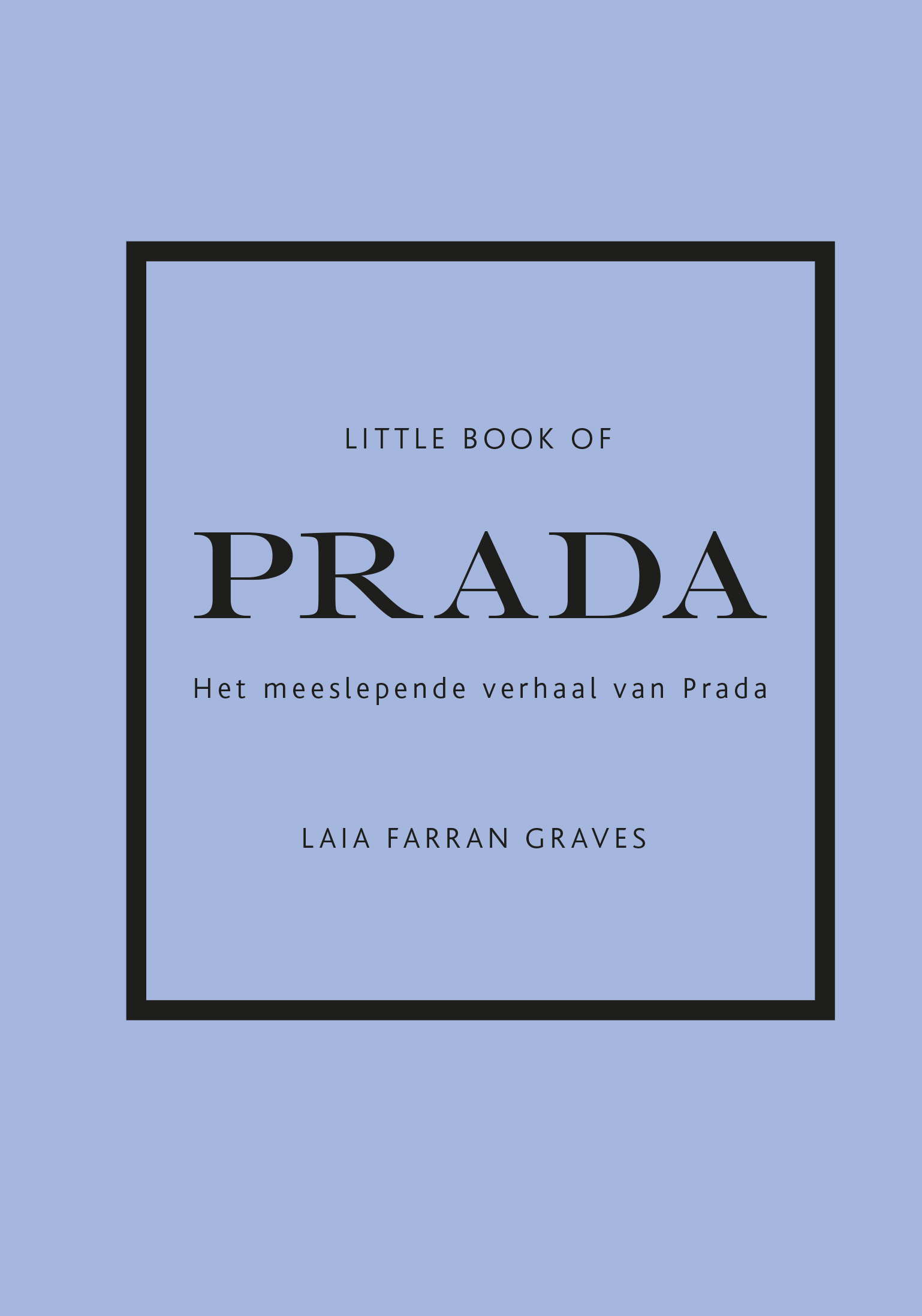 Little Book Of Prada - boekenflits