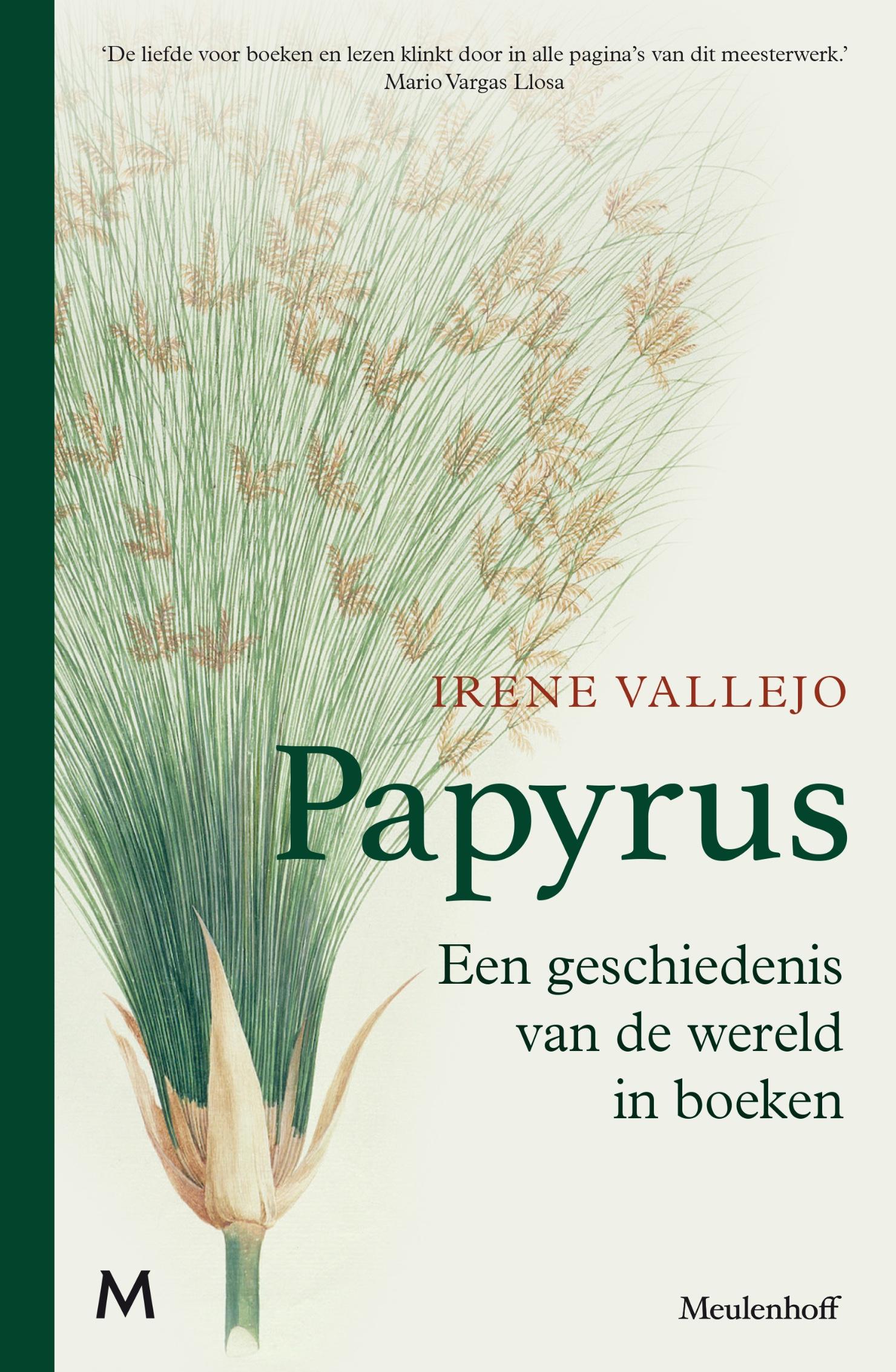 Papyrus - boekenflits
