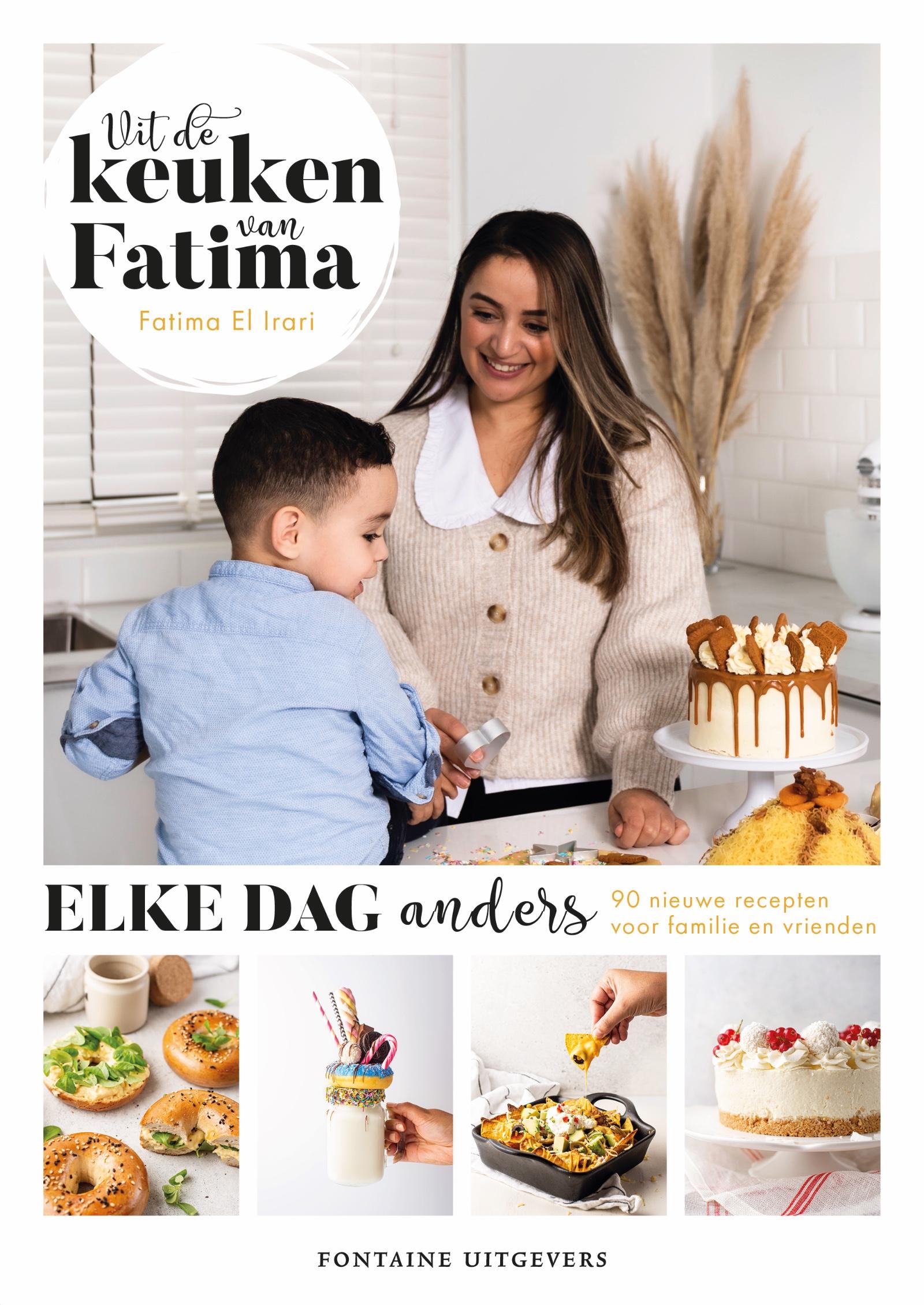 Uit de keuken van Fatima elke dag anders - boekenflits