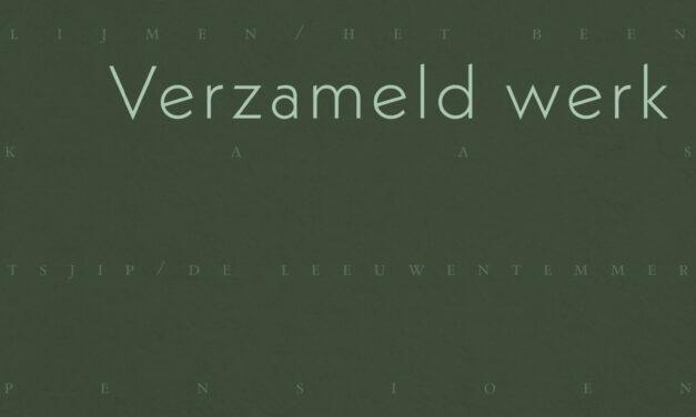 Verzameld werk – Willem Elsschot