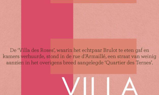 Villa des Roses – Willem Elsschot