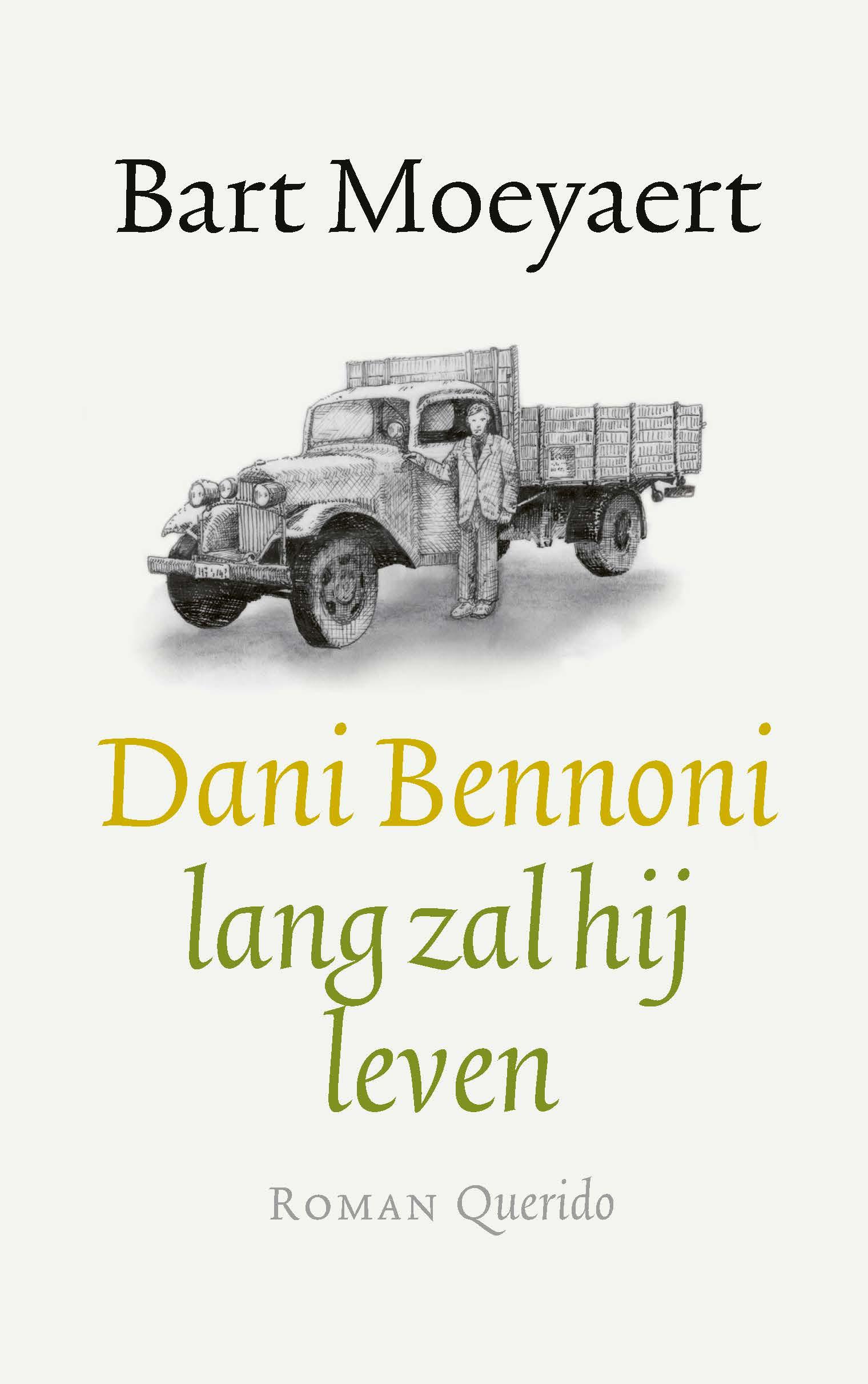 Dani Bennoni - boekenflits