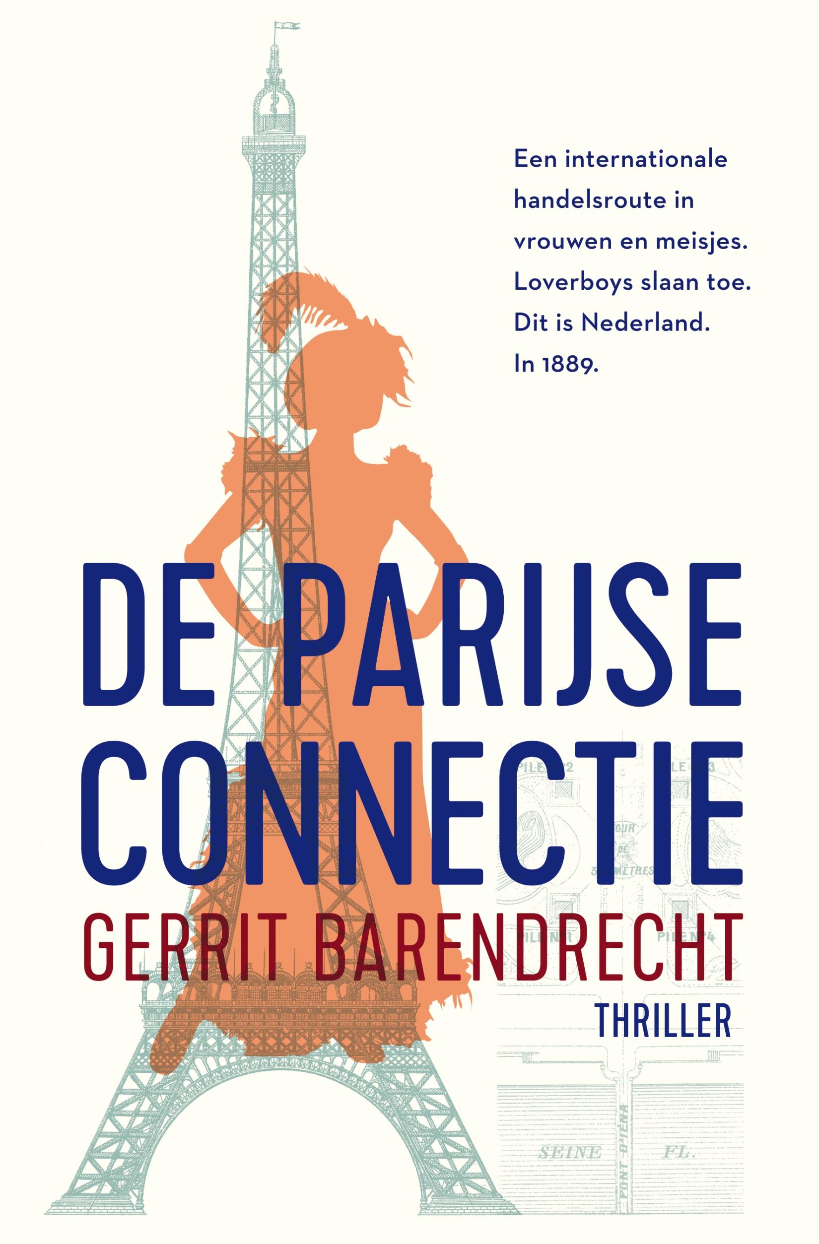 De Parijse connectie - boekenflits