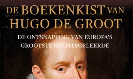 De boekenkist van Hugo de Groot – Arnout van Cruyningen