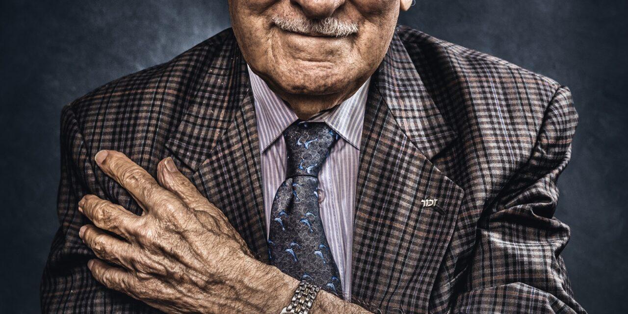 De gelukkigste man ter wereld – Eddie Jaku
