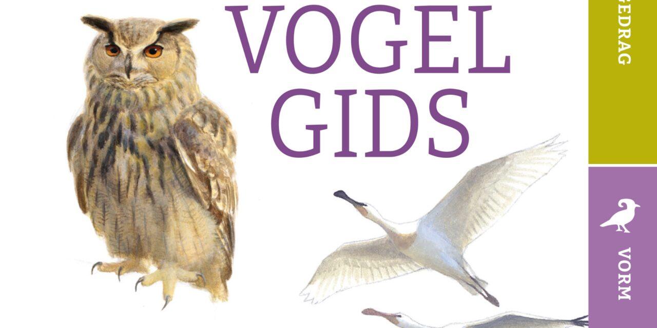 De gewiekste vogelgids – Nico de Haan, Elwin van der Kolk