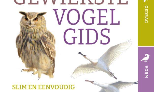 De gewiekste vogelgids – Nico de Haan & Elwin van der Kolk