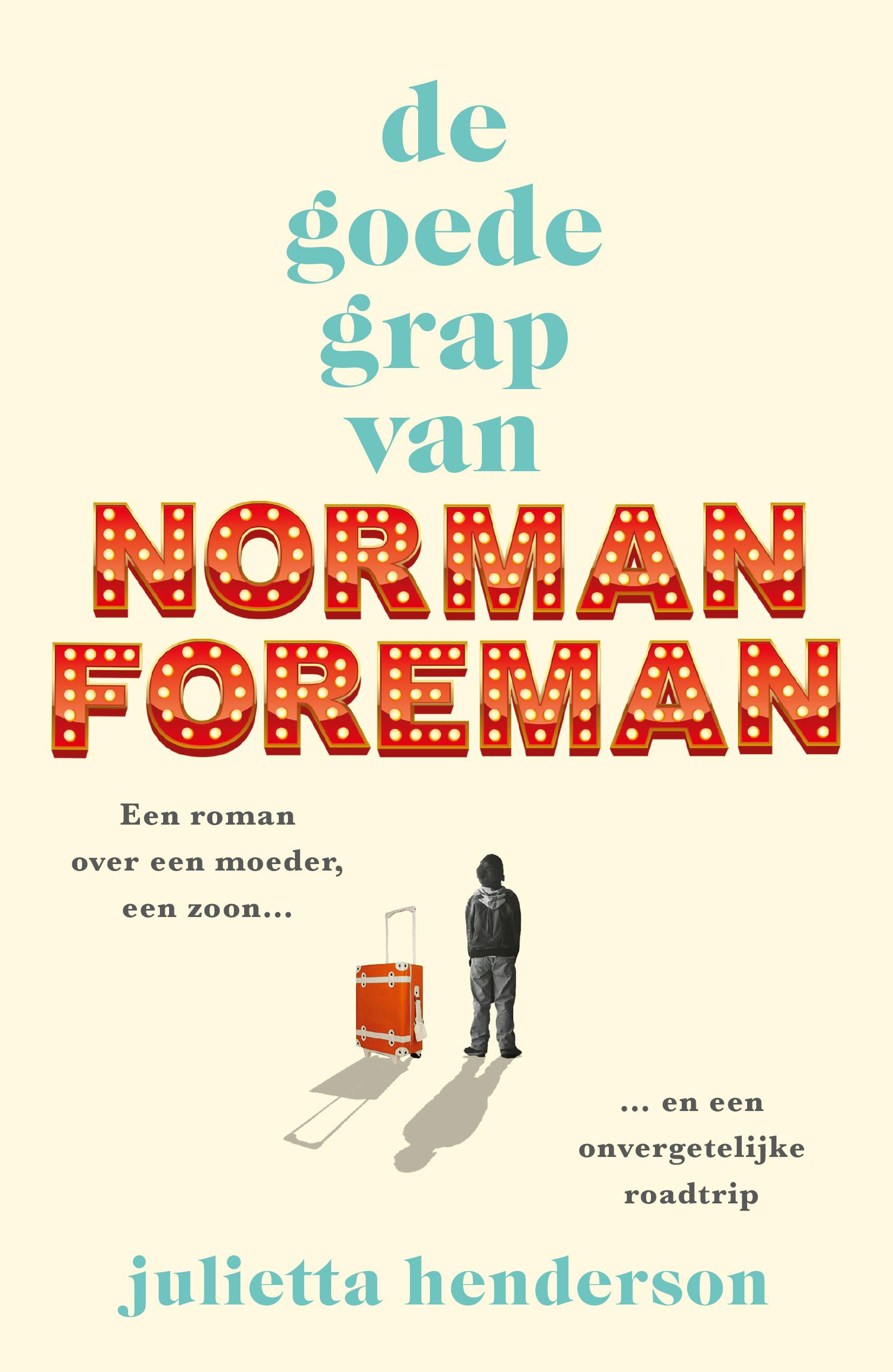 De goede grap van Norman Foreman - boekenflits
